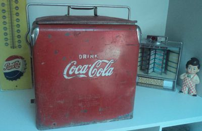 Glaciere Coca Cola