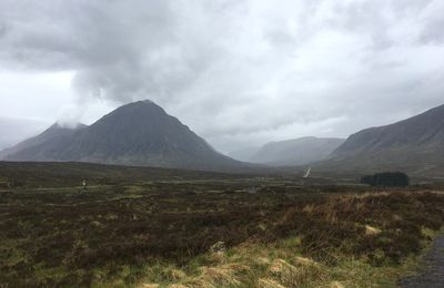 West Highland Way - Day 5