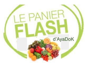 LE PANIER FLASH D'AyaDok