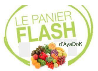 LE PANIER FLASH D'AyaDok