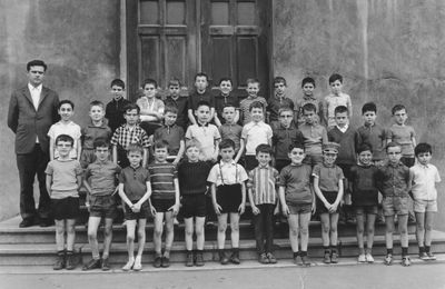 Photos de classes de l'école Wilson à Algrange - Jean FIGNON