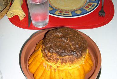 2 recettes de pâtisson repérées par AgnèsV (merci)