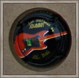 JOHNNY HALLYDAY EN PLAQUES DE MUSELETS de 1960 à 2012