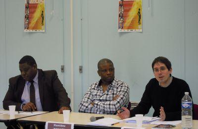 Journée de l'Afrique : l'AAFC présente à la manifestation organisée par l'AMCES à Stains le 17 mai 2014