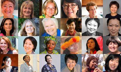 Des femmes du monde entier sur la voie de la paix en Corée