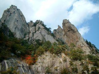 Non au projet de téléphérique sur le mont Seorak !
