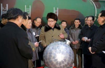 Essai nucléaire nord-coréen le jour de la fête nationale