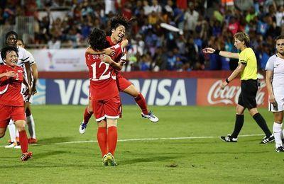 Football féminin U20 : les Nord-Coréennes championnes du monde après avoir battu les Françaises