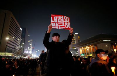 La procédure de destitution de Park Geun-hye a commencé