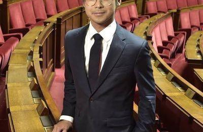 Joachim Son-Forget, un député français, médecin et claveciniste, né en Corée