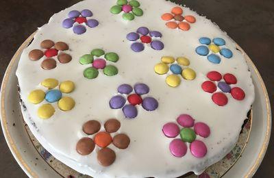 Le gâteau au chocolat de Lise