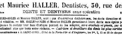 Plus peur du dentiste