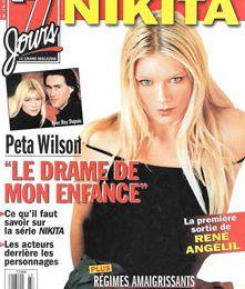 1999/08 - Peta Wilson / Le drame de mon enfance