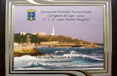 Les journées de la mémoire maritime 2016 - Vendredi 6 mai, Hommage aux marins du croiseur cuirassé Léon Gambetta