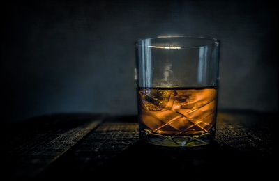 Whisky-Cocard