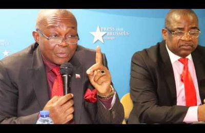 Bruxelles -Jean Bertrand Ewanga :Il y a une Vie après la Présidence, Kabila