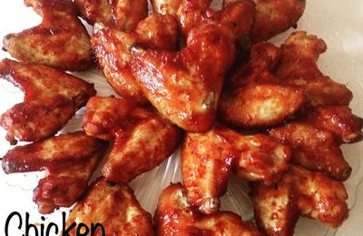 Chicken Wings façon Fast Food