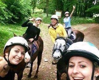 Horse ball : La Galopade présentée par Pauline Jeanson