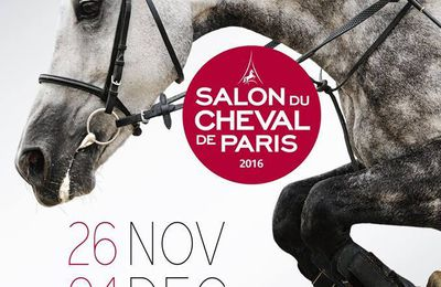 Tous au Salon du cheval de paris