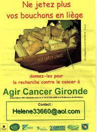 Agir Cancer Gironde 2016