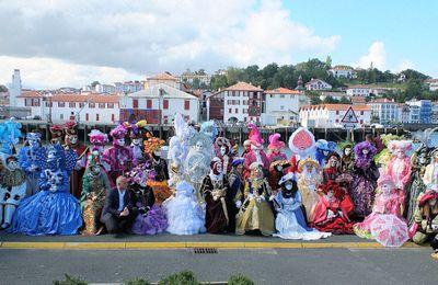 3e Féeries Vénitiennes de Saint-Jean de Luz: programme et consignes aux Masqués