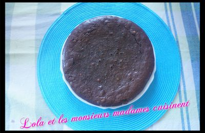 Brownies au praline