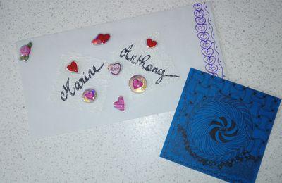 3 mariages = quelques cartes !