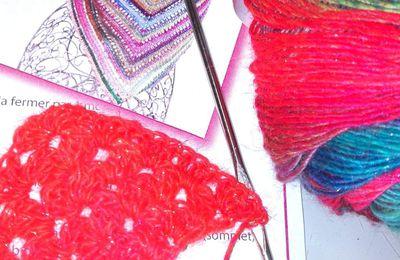 Chèche au crochet