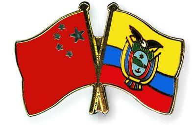 Soutien chinois à l'Équateur