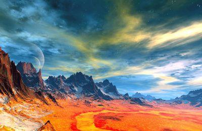 La nature autrement : Monde imaginaire