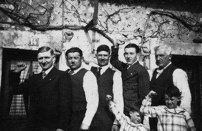 Les luttes pour la Paix, le Pain, les Libertés dans les entreprises de Grand et Petit-Couronne de 1936 à 1938