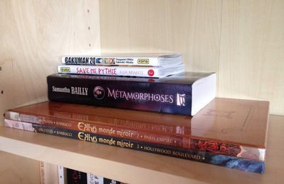 Acquisitions livresques du mois de novembre