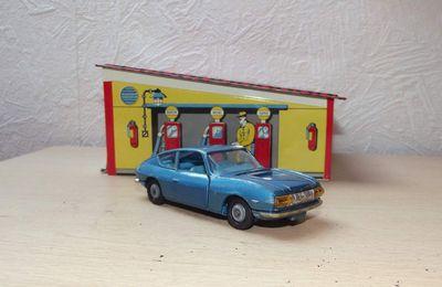 Corgi Toys Lancia Fulvia sport Zagato