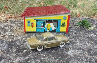 Dinky Toys Renault Floride