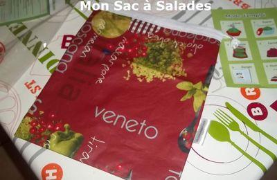 Mon Nouvel Ami… Mon Sac à Salades !