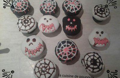 Muffins d'halloween au thermomix ou sans