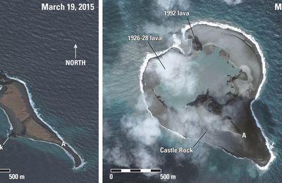 Vulkan Bogoslof, Ende der Serie von Eruptionen?