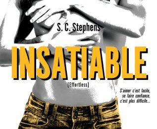 Insatiable T02 de la trilogie Thoughtless de S.C. Stephens