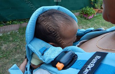 TEST PORTE BEBE BABYBJORN ONE OUTDOORS