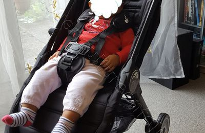 TEST POUSSETTE BABYJOGGER CITY TOUR