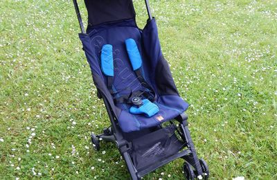 TEST POUSSETTE GOODBABY POCKIT+ VERSION 2