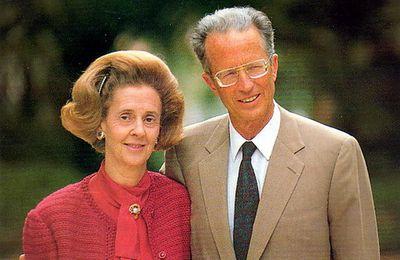Feue la Reine Fabiola était la partenaire idéale pour feu le Roi Baudouin