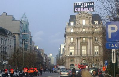 Brussels is Charlie