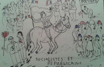 Socialistes des villes et Républicains des champs font aujourd'hui FRONT national....
