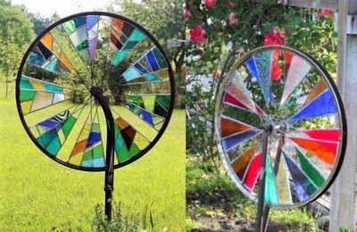 Recycler des roues de vélo