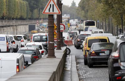 85% de Paris en zone 30 km/h: Roulez PS !