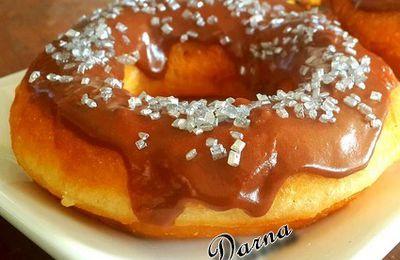 donuts à la pâte magique  الدونات بالعجينة السحرية