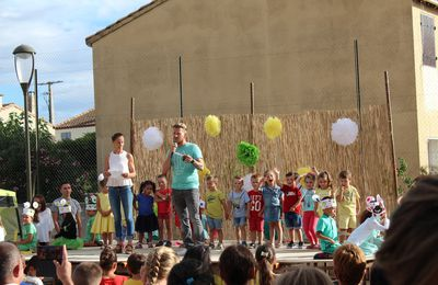 Fête de l'Ecole Mirman 2017