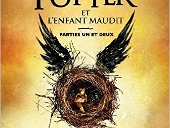 J.K Rowling - Harry Potter et l'enfant maudit (Avis)