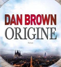 Dan Brown - Origine (Avis)